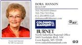 Dora Hanson
